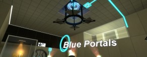 Blue Portals Review