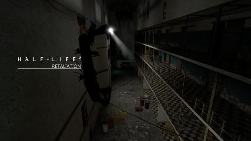 Half Life 2 Retaliation Preview